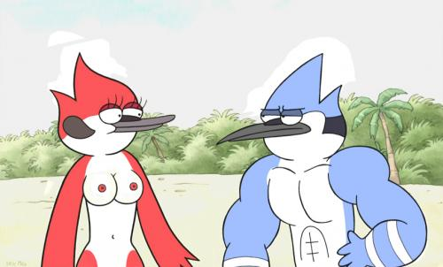 Agree, nude sex regular show something is
